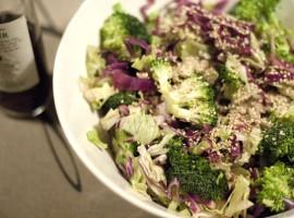 Broccoli_rødkålssalat