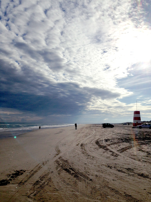 Tversted-strand